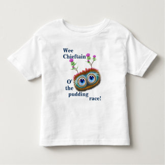 Scottish Hoots Toots Haggis. Wee Chieftain. Shirt