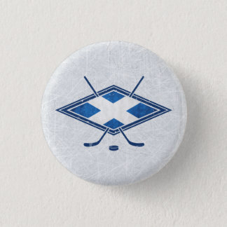 Scottish Ice Hockey Badge Hockey Pin