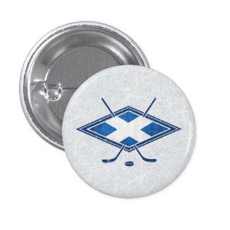 Scottish Ice Hockey Badge Hockey Pin