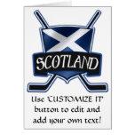 Scottish Ice Hockey Flag Logo