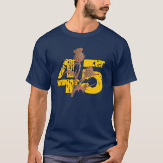 Scottish Independence 45 Thistle T-Shirt