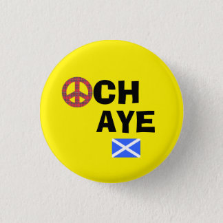 Scottish Independence Anti Nuclear Badge