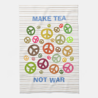 Scottish Independence Anti Nukes Tea Towel