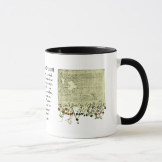 Scottish Independence Declaration of Arbroath Mug