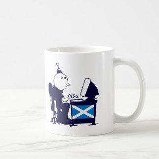 Scottish Independence Indy Cybernat Mug