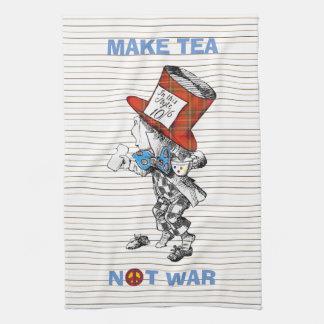 Scottish Independence Mad Hatter Tea Towel