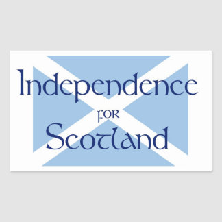 Scottish Independence Sticker