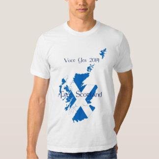 Scottish Independence T Shirt