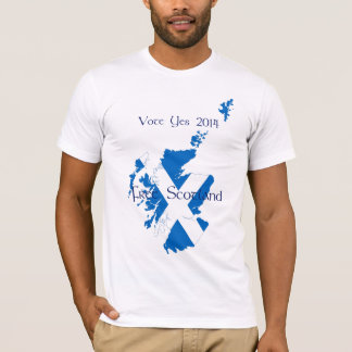Scottish Independence T Shirt