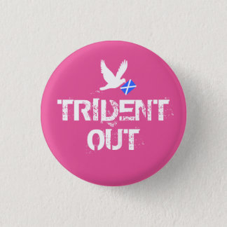 Scottish Independence Trident Out Dove Badge