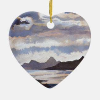 Scottish Isles Christmas Ornament