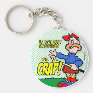 Scottish Keychains