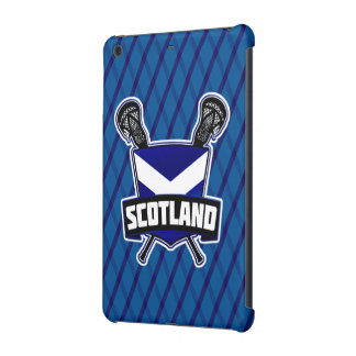 Scottish Lacrosse Logo iPad Cover
