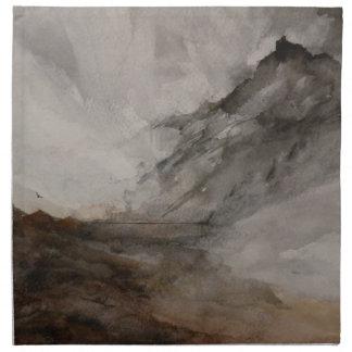 Scottish Landscape 1 Napkin