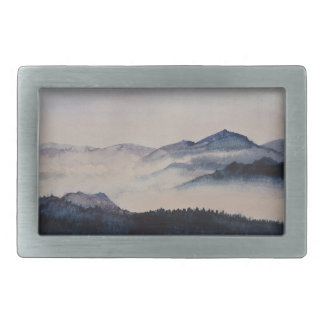 Scottish Landscape 2 Belt Buckles