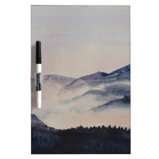 Scottish Landscape 2 Dry Erase Board