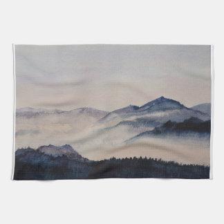 Scottish Landscape 2 Tea Towel