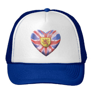 Scottish Lion Cap