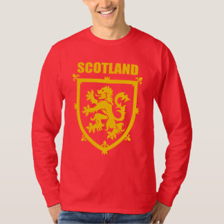 Scottish Lion Rampant Coat of Arms T-Shirt