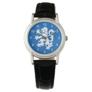 Scottish Lion Rampant Watch