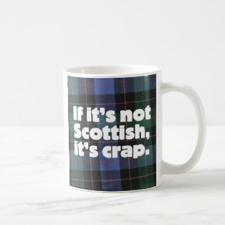 Scottish mug