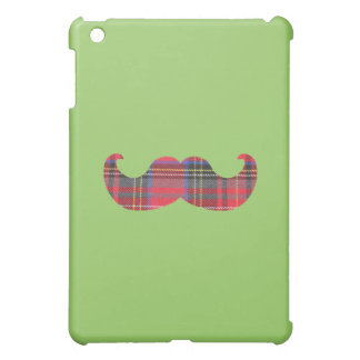 Scottish Mustache (or scottache moustache) iPad Mini Case