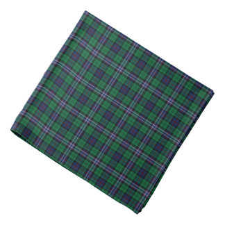 Scottish National Tartan Bandana