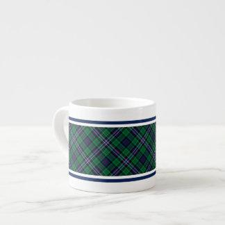 Scottish National Tartan Espresso Mug