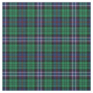 Scottish National Tartan Fabric