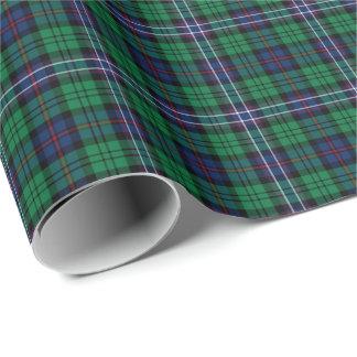 Scottish National Tartan Pattern Wrapping Paper