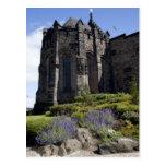 Scottish National War Memorial, Edinburgh Postcard