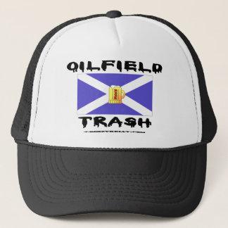 Scottish Oil Field Trash, Oil Field Cap