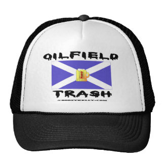 Scottish Oil Field Trash, Oil Field Cap