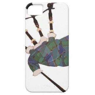 scottish plaid bagpipes iPhone 5 cases