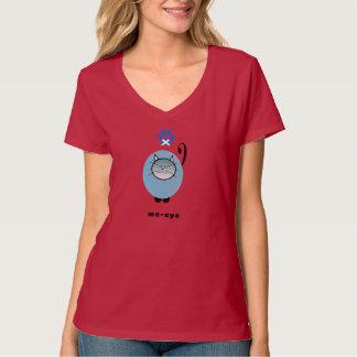Scottish Political Cat T-Shirt