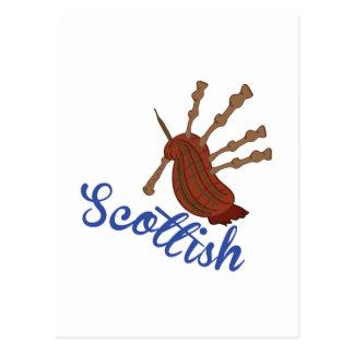 Scottish Postcard