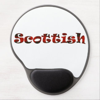 Scottish Pride Gel Mouse Pad