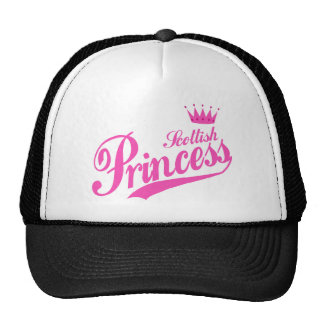 Scottish Princess Trucker Hat