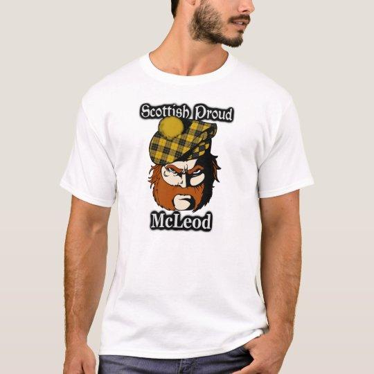 Scottish Proud Clan McLeod Tartan T-Shirt