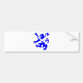 Scottish Rampant Lion Bumper Stickers