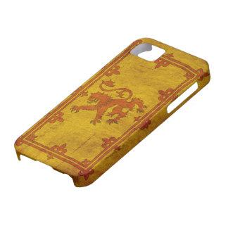 Scottish Rampant Lion iPhone 5 Case