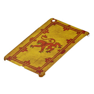 Scottish Rampant Lion Mini iPad Cae Cover For The iPad Mini