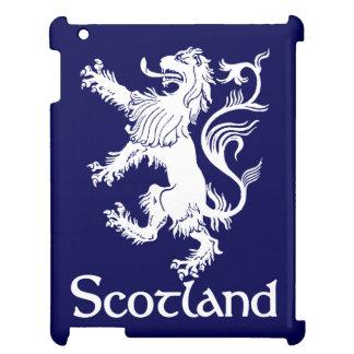 Scottish Rampant Lion Navy Blue Case For The iPad 2 3 4