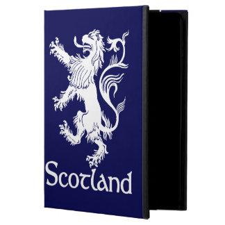 Scottish Rampant Lion Navy Blue iPad Air Cover