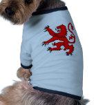 Scottish Rampant Lion Pet Clothes
