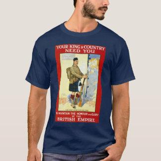 Scottish Recruitment T-Shirt