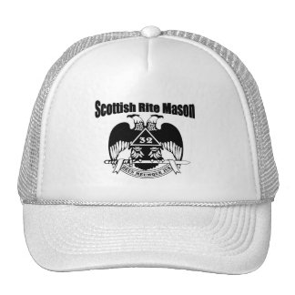 Scottish Rite Trucker Hat