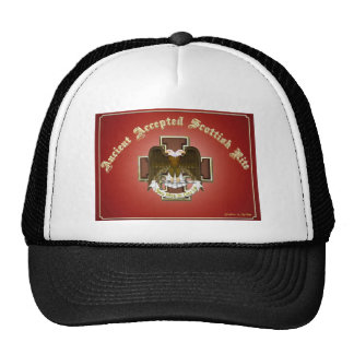 Scottish Rite Hat