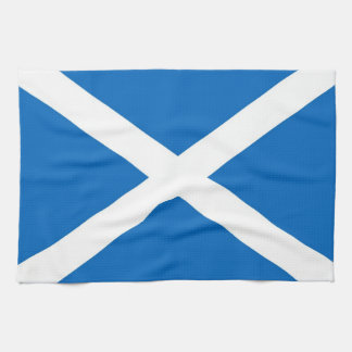 Scottish Saltire Towel (correct colour)