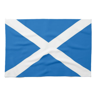 Scottish Saltire Towel (correct colour)